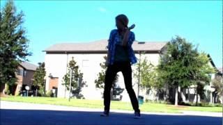~Pinky~ A FEMALE Jerk! Dancing/Jerkin/Tutting