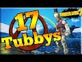 17 Tubby drops Borderlands 2