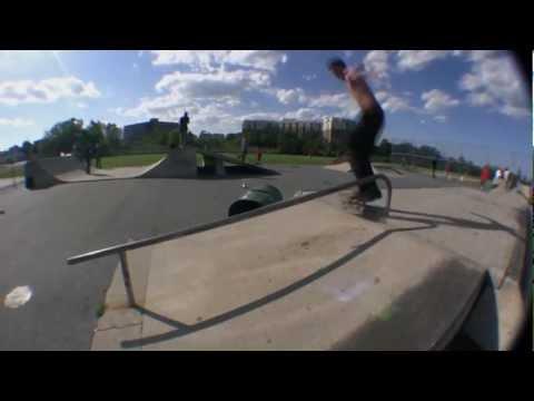 Quincy SkatePark Edit