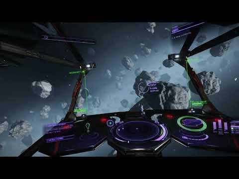 Elite Dangerous - Krait MKII - Deep Core Mining (Also