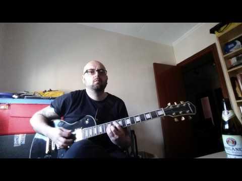 Kyuss   El Rodeo  guitar cover