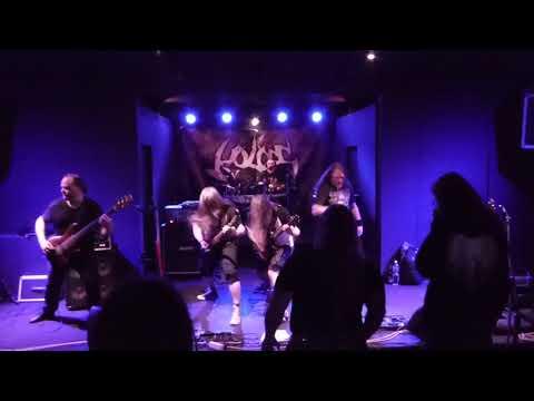 Koloss - KOLOSS  - live  - 14 10 2017  - Strážnice - 4Elements Tour