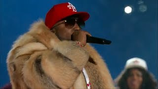 Maroon 5 Featuring Big Boi Sings 'The Way You Move' (Clip) Super Bowl LIII via CBS