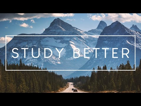 Perfect Music For Studying – 3 Hours of Ambient Study Music for Focus and Concentration