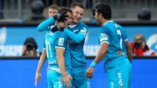 20 лучших голов Кержакова в составе «Зенита»