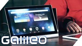 Wie billig darf ein Tablet sein? | Galileo Lunch Break - dooclip.me