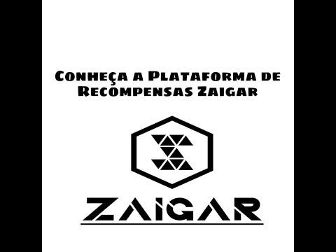 Zaigar - Plataforma de Recompensa