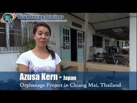 Volunteering in Thailand - Volunteering Solutions Chiang Mai Volunteer Project