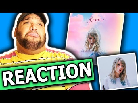 Taylor Swift - Lover [REACTION]