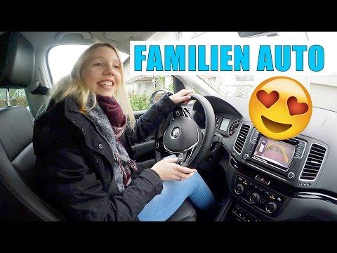 Neues Auto für 3 Kinder | Zeit mit Papa | Familien Vlog | Tierpark | Isabeau