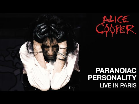 Paranoiac Personality (Live)