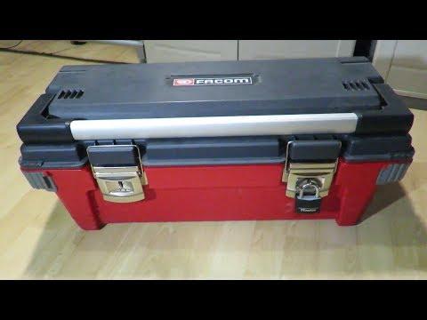 """FACOM : Boîte à outils PRO BOX 26"""" 47 litres (BP.P26)"""