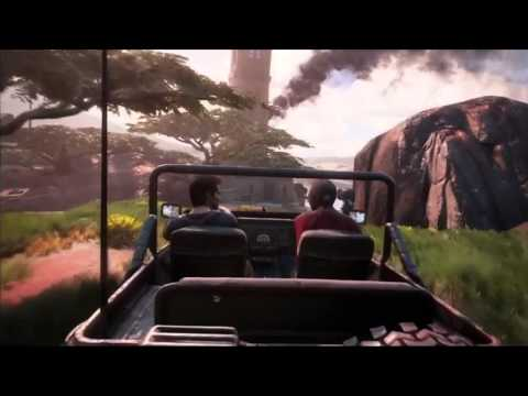 Listen As Naughty Dog's Arne Meyer Talks About The Uncharted 4 E3 Demo