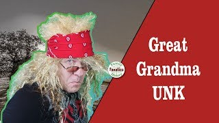 Nutty Researcher Thinks His Grandmothers Name Is UNK - Genealogy Mistakes To Avoid