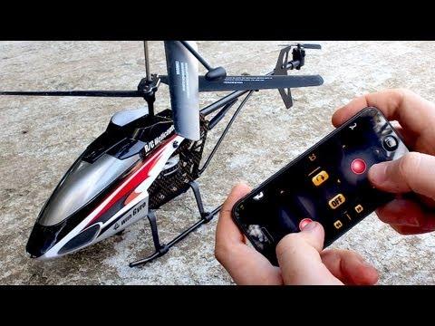 Smartphone Helikopter mit Kamera REVIEW - felixba94