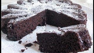 Como hacer un Bizcocho de chocolate Microondas