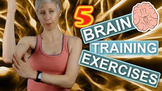 5 Brain Training Exercises - Improve Your Memory And Keep Your Cognitive Functioning Sharp.