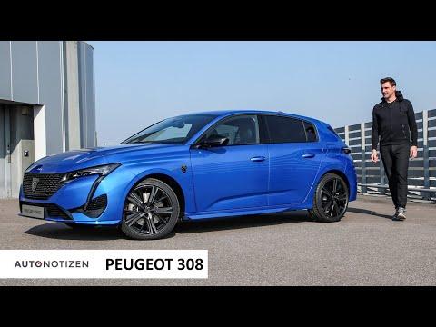 Peugeot 308 (2021) - Die neue Kompakt-Generation im ersten Check | Review