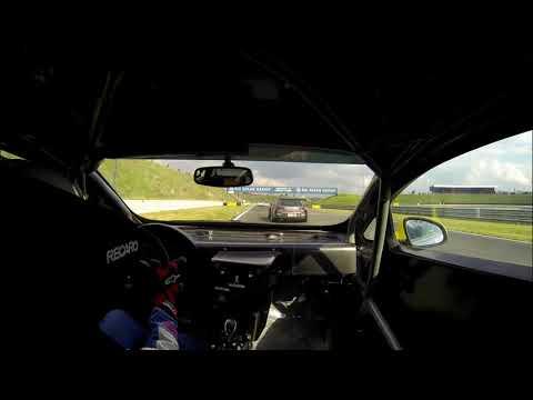 #201 Ralf Glatzel - Ford Fiesta ST (Assen)