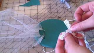 Fascinator Hat DIY {EASY} How To - Whitney Sews