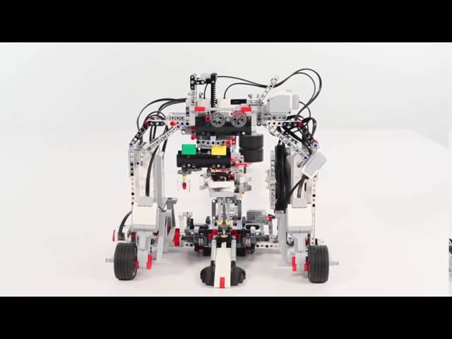 LEGO Education EV3 | Фабрика