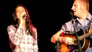 Joey + Rory perform Loved the Hell in Osceola IA