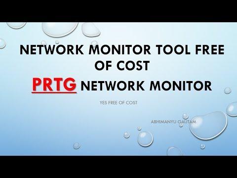 PRTG Network Monitor 18 4 46 1754 Full Download Here
