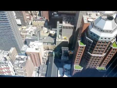Hyatt Times Square New York – Midtown – Hotel  Review – Top Floor