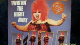 Divine Twistn' the night away