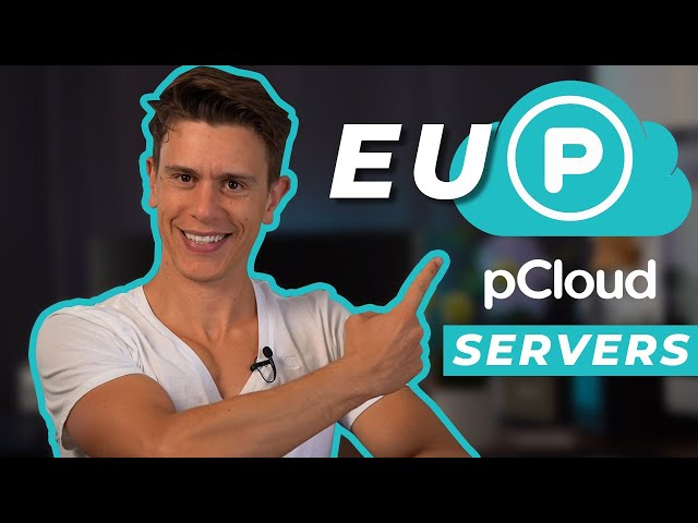 Finally, pCloud Cloud Storage with EU Datacenter Option