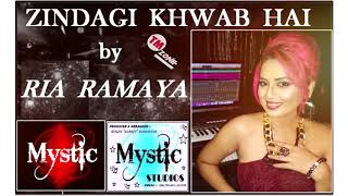Ria Ramaya - Zindagi Khwab Hai Khwab Mein [ 2k20 ] Cover