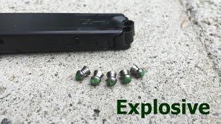 Gamo PT-85 Explosive Pellets