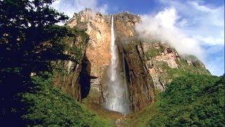 El Salto del Ángel, 17 veces más alto que Las Cataratas del Niágara
