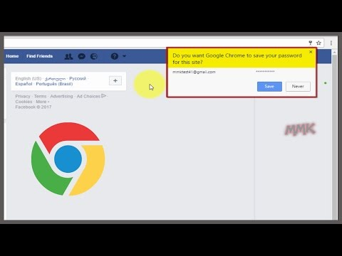 How to Re-enable password save pop up on Chrome web browser