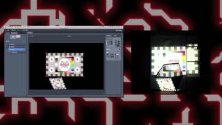 ArKaos Grand VJXT Video Tutorial - 2. GrandVJ XT video mapper tutorial