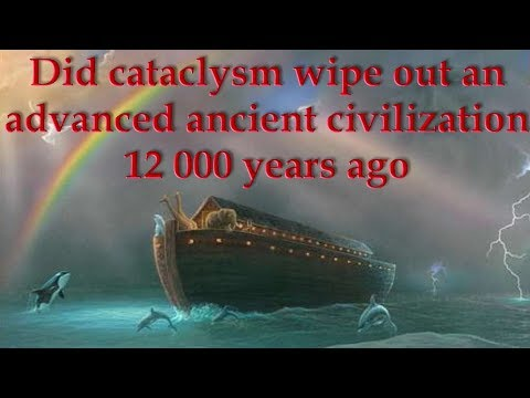 "A.Koltypin ""Did cataclysm wipe out an advanced ancient civilization 12 000 years ago"""