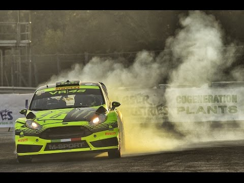 Monza Rally Show 2015, Şampiyon Valentino Rossi!