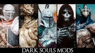 SKYRIM - BEST DARK SOULS MODS