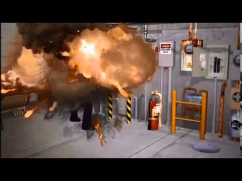 Arc Flash Simulation (avoid calibration in live enclosures with Preset and Autoset. Be Senva safe.) Video Thumbnail