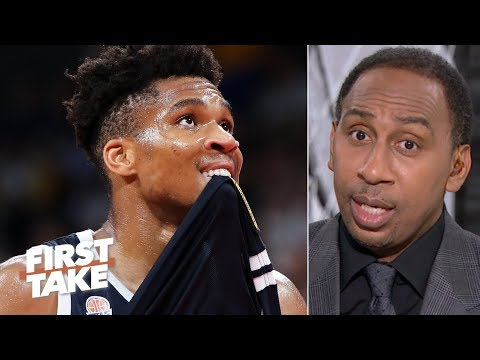 The Greek Freak was exposed by Kawhi – Stephen A. rejects Giannis' No. 1 rank | First Take