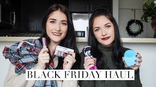 Black Friday Haul + First Impressions |  Sephora, H&M, Ulta, & More!