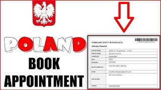 How to Book Poland Embassy Appointment 2020 | Book Poland Embassy Appointment Online