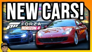Forza Horizon 4 Live: New Car Pass Cars! *Open Lobby*