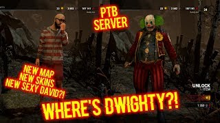 DWIGHT VS CHAINSAWS - Survivor - Dead By Daylight - YouTube