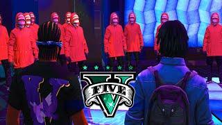 GTA V - STORY OF A NERD BECOMING A CRIP #3
