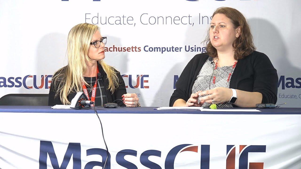 2019 MassCUE Live Interview: Jacqueline Guardy