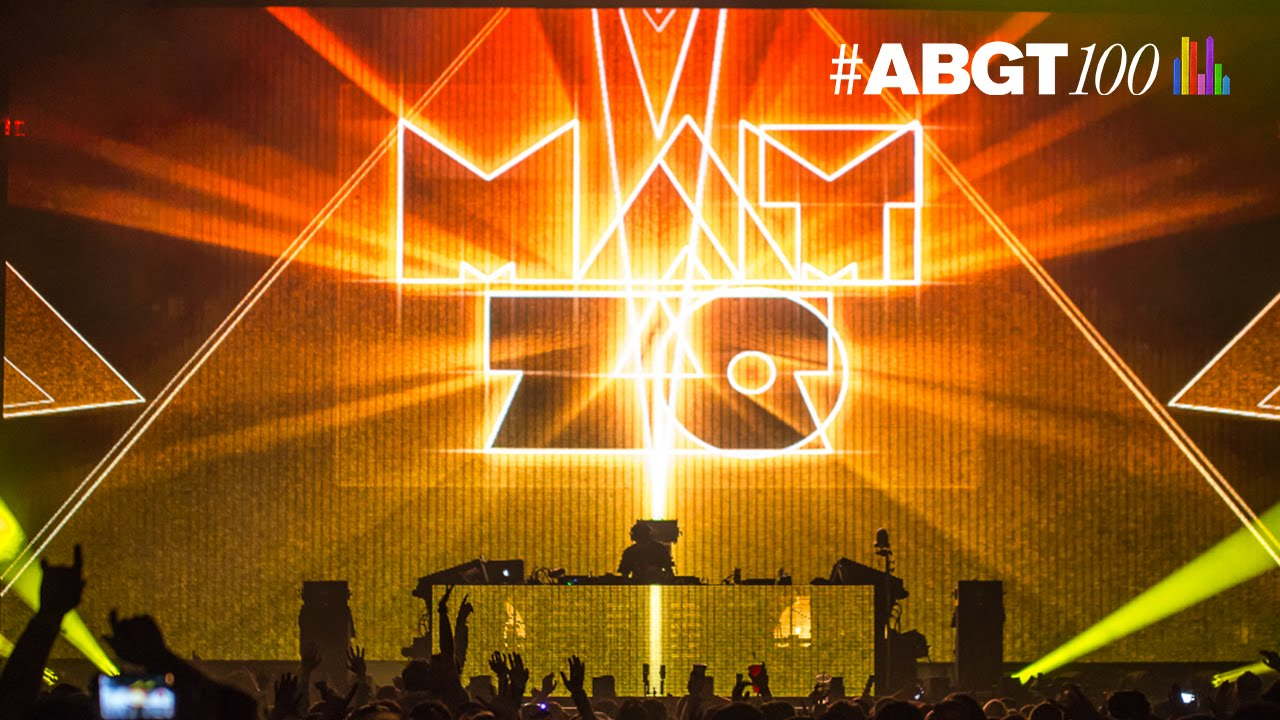 Mat Zo - Live @ ABGT100 x Madison Square Garden 2014