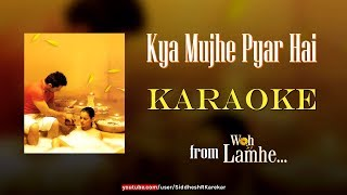 "Kya Mujhe Pyar Hai (from ""Woh Lamhe   - YouTube"