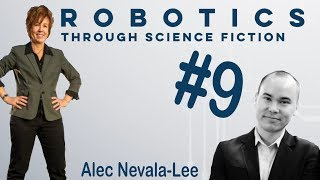 The RTSF Podcast | Episode 9 | Alec Nevala-Lee