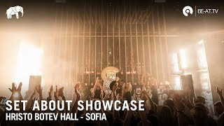 Matt Sassari - Live @ Set About Showcase at Hristo Botev Hall, Bulgaria 2018